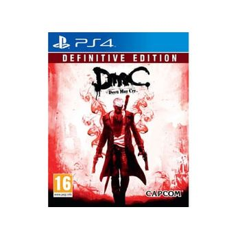 PS4 Game – Devil May Cry Definitive Edition