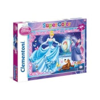 Παζλ Σταχτοπούτα Super Color (104 Maxi Κομμάτια)