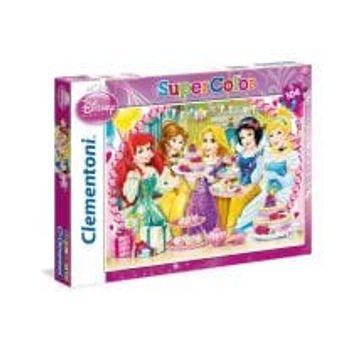 Παζλ Disney Princess Super Color Disney (104 Κομμάτια)