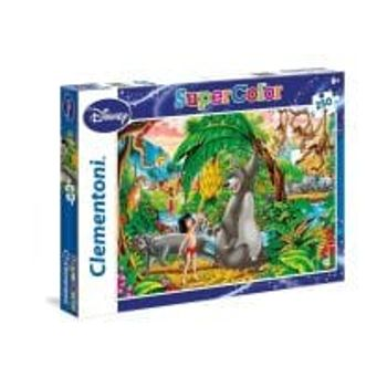Παζλ The Jungle Book Disney Super Color (250 Κομμάτια)