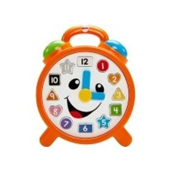 Εκπαιδευτικό Ρολόι Laugh & Learn Fisher Price