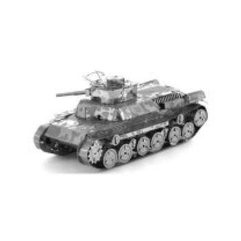 3D Παζλ Chi-Ha-Tank (2 Φύλλα)