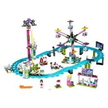 LEGO® Ρόλερ Κόστερ του Λούνα Παρκ
