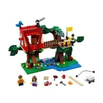 LEGO® Περιπέτειες στο Δεντρόσπιτο