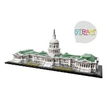LEGO® Το Καπιτώλιο των Ηνωμένων Πολιτειών