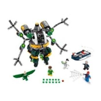 LEGO® Σπάιντερ Μαν Παγίδα με Πλοκάμια του Ντοκ Οκ