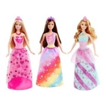 Barbie Κούκλα Πριγκίπισσα (1 Τεμάχιο)
