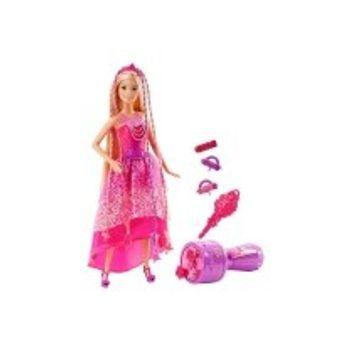 Κούκλα Barbie Πριγκίπισσα Μαγικά Μακριά Μαλλιά
