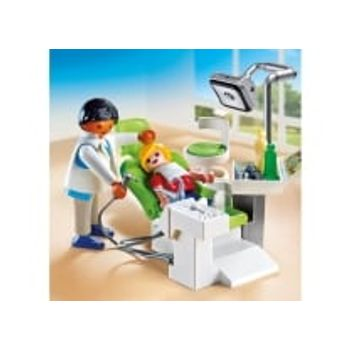 PLAYMOBIL 6662 Παιδοδοντίατρος με Παιδάκι