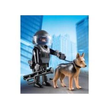 PLAYMOBIL 5369 Αστυνόμος με Εκπαιδευμένο Σκύλο