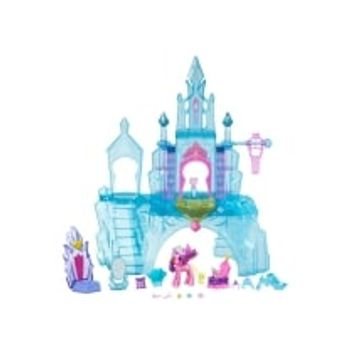 Σετ My Little Pony Κάστρο Φωτεινό Κρυστάλλινο