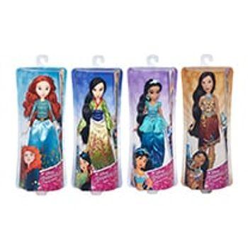 Κούκλα Disney Πριγκίπισσα Classic Fashion Tier 3 (1 Τεμάχιο)