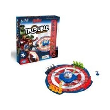 Επιτραπέζιο Marvel Trouble