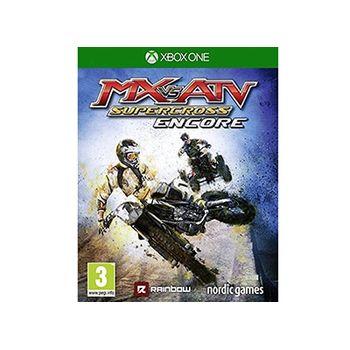 MX vs ATV Supercross Encore – Xbox One Game