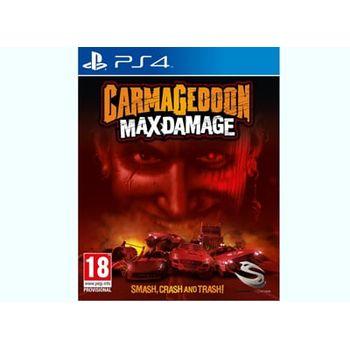 PS4 Game – Carmageddon: Max Damage