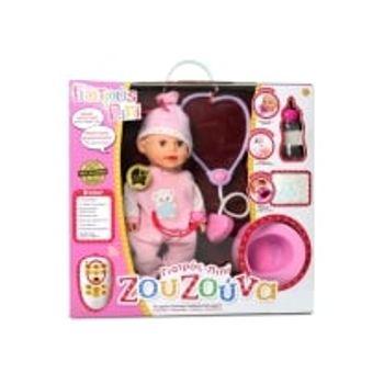 Κούκλα Ζουζούνα Γιατρός Μαμ Πιπί
