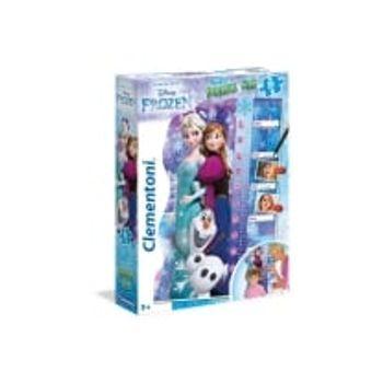 Παζλ Frozen Super Color Disney (30 Maxi Κομμάτια)