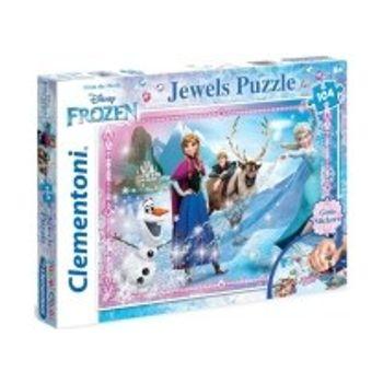 Παζλ Frozen Magic Super Color Disney (104 Κομμάτια)
