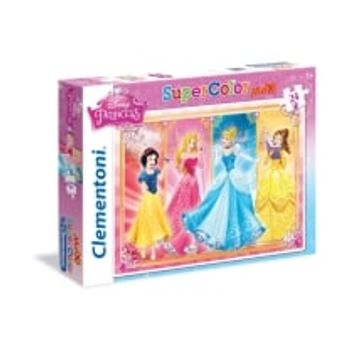 Παζλ Princess Super Color Disney (24 Κομμάτια)