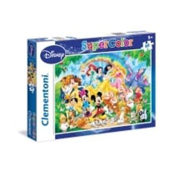 Παζλ Οικογένεια Super Color Disney (60 Κομμάτια)