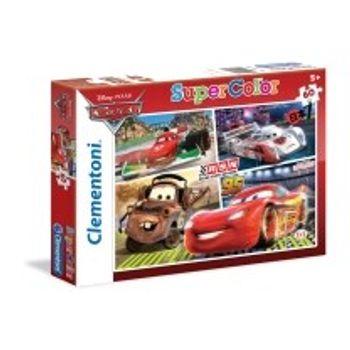 Παζλ Disney Cars Super Color Disney (60 Κομμάτια)