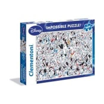 Παζλ 101 Σκυλιά Δαλματίας Disney Impossible (1000 Κομμάτια)