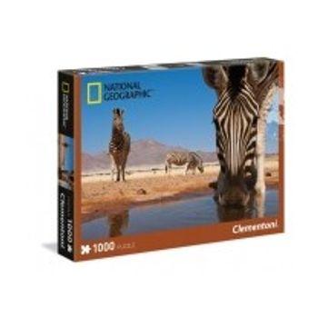 Παζλ Ζέβρα National Geographic (1000 Κομμάτια)