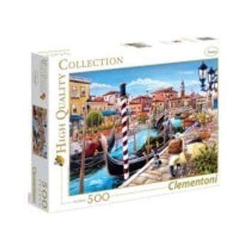 Παζλ Λιμνοθάλασσα της Βενετίας HQ Collection (500 Κομμάτια)
