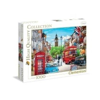 Παζλ Παλιό Κέντρο Λονδίνου HQ Collection (1000 Κομμάτια)