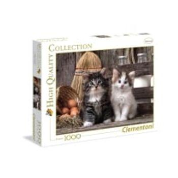 Παζλ Χαριτωμένες Γατούλες HQ Collection (1000 Κομμάτια)