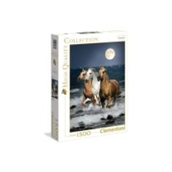 Παζλ Άλογα στη Θάλασσα HQ Collection (1000 Κομμάτια)
