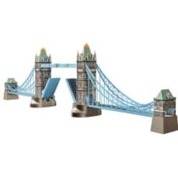 3D Παζλ Η γέφυρα του Πύργου Λονδίνο (216 Κομμάτια)