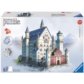 3D Παζλ Κάστρο Neuschwanstein (216 Κομμάτια)