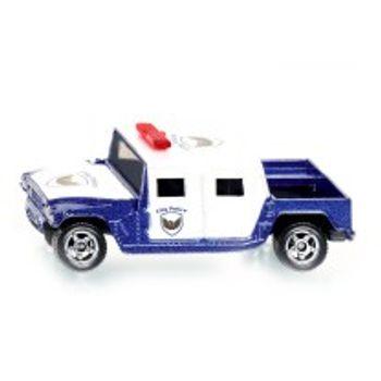 Μινιατούρα Φορτηγάκι Αστυνομίας USA Seriff Siku