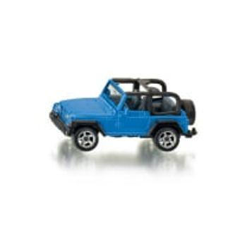 Μινιατούρα Αυτοκινητάκι Jeep Wrangler Siku