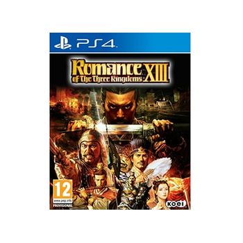 Romance of the Three Kingdoms XIII – PS4 Game