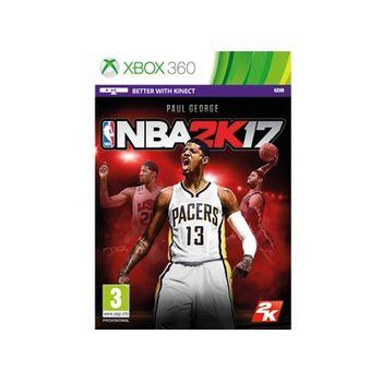 NBA 2K17 – Xbox 360 Game