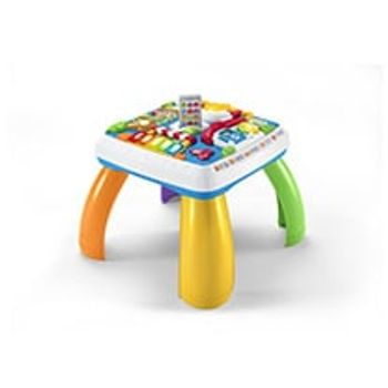 Eκπαιδευτικό Τραπέζι Fisher Price Laugh & Learn Smart Stages