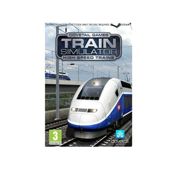 PC Game – Train Simulator High Speed Trains