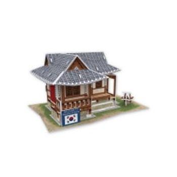 3D Παζλ Traditional Residence (35 Κομμάτια)