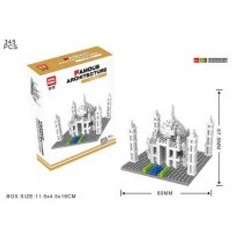 3D Παζλ Taj Mahal (345 Κομμάτια)