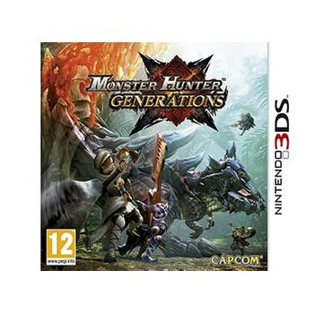 Monster Hunter Generations – 3DS/2DS Game