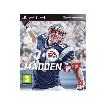 Madden NFL 17 – PS3 Game