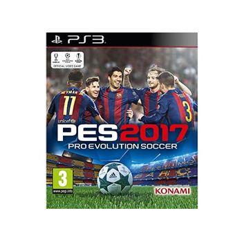 Pro Evolution Soccer 2017 – PS3 Game