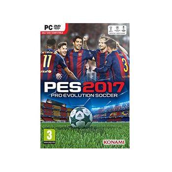 Pro Evolution Soccer 2017 – PC Game