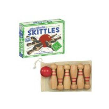 Επιτραπέζιο Wooden Skittles