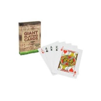 Τράπουλα Jumbo Playing Cards