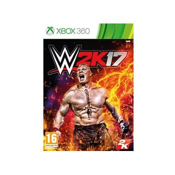 WWE 2K17 – Xbox 360 Game