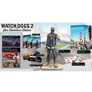 Watch Dogs 2 Collector's Edition – PC Game
