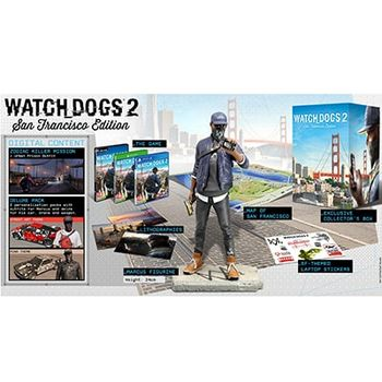 PS4 Game – Watch Dogs 2 Collector's Edition